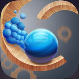 Spin&Pin: Rolling Ball Maze