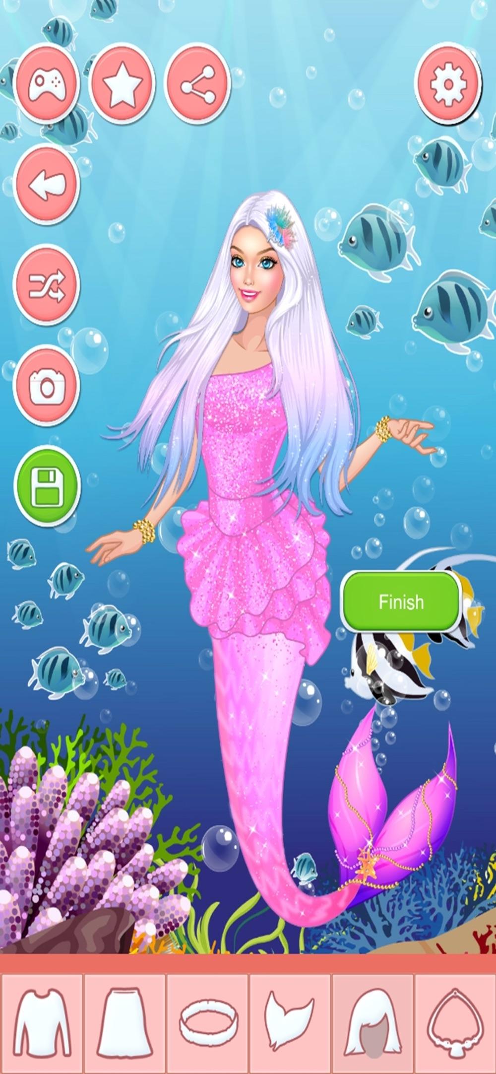 Mermaid Princess Beauty hack tool