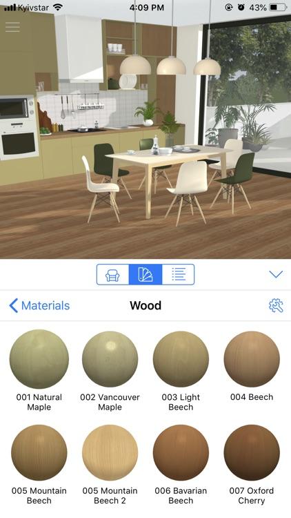 Live Home 3D - Interior Design screenshot-4
