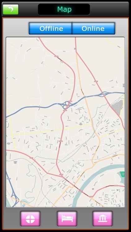 Nashville   Offline Map Guide screenshot-3