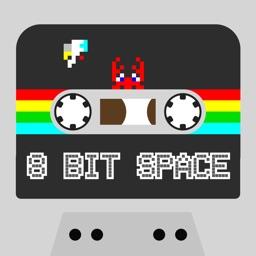8 Bit Space - Retro Platformer