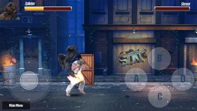 Mutant Final Fight Screenshot 1