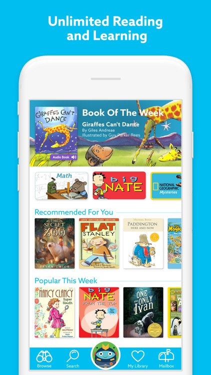 Epic! - Kids' Books and Videos screenshot-0