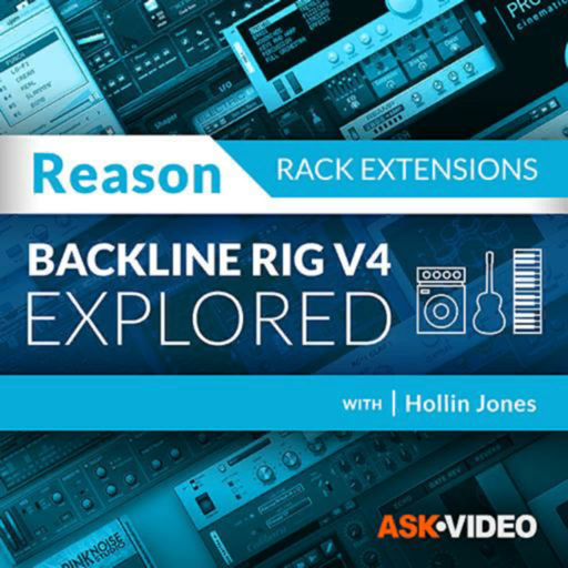 Backline RiG V4 Course By AV