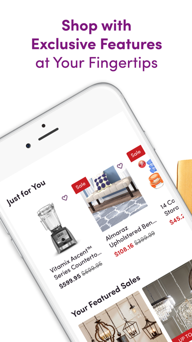 download Wayfair – Shop All Things Home apps 0