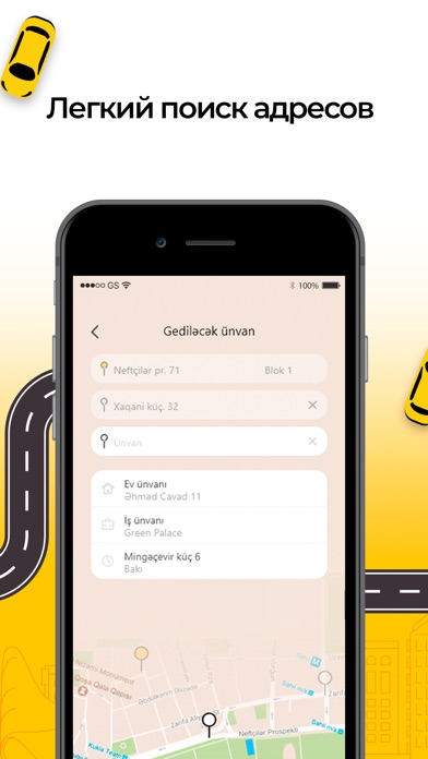 Screenshot for 189 TAXI in Greece App Store