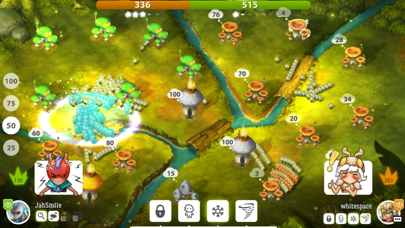 Screenshot from Mushroom Wars 2 - RTS meets TD
