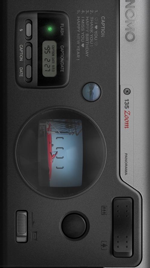 NOMO 相机 - 你的拍立得-4