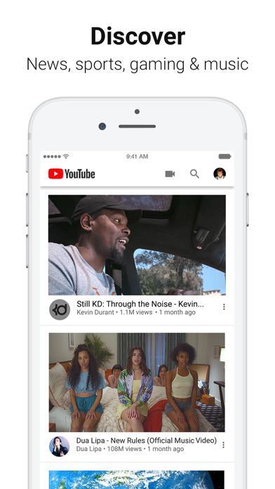 YouTube: Watch, Listen, Stream-1