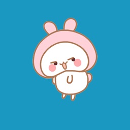 Kidly Rabbit Gif Stickers