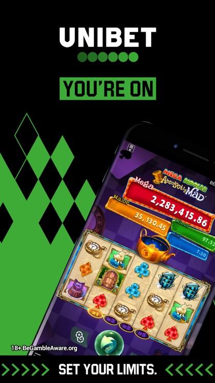 Unibet Casino – Slots & Games
