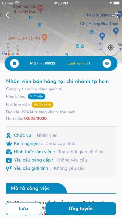 365 Job - Tìm việc làm online screenshot-3