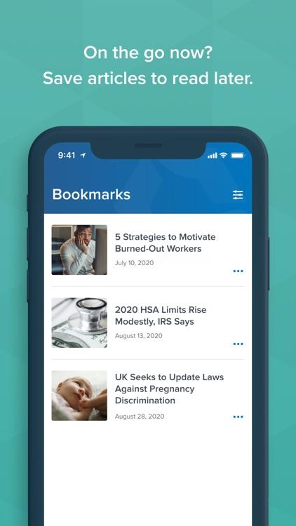 SHRM - HR News and Alerts screenshot-4