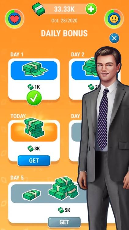 Wall Street Business Clicker screenshot-6