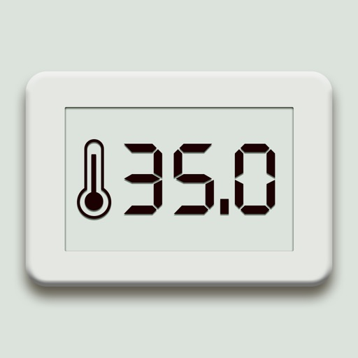 Digital Thermometer +