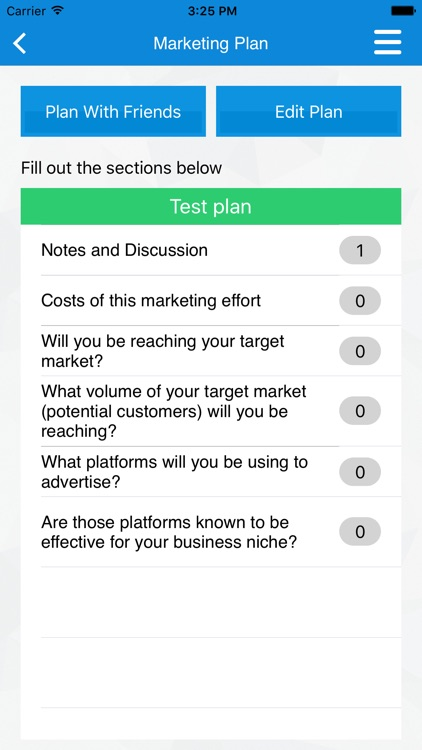 Marketing Plan & Strategy screenshot-3