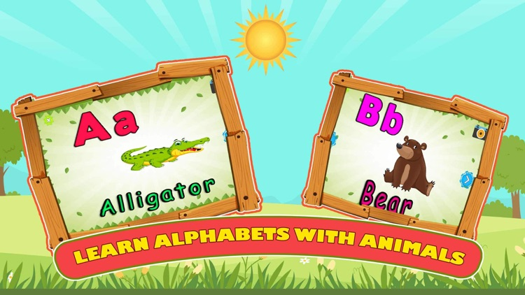 ABC Alphabet Letters Tracing