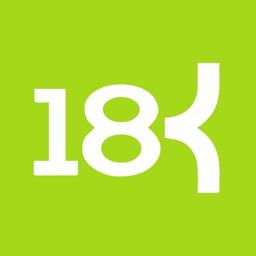 Conta Digital 18k