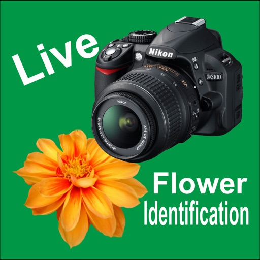 Live Flower Identify/Detector icon
