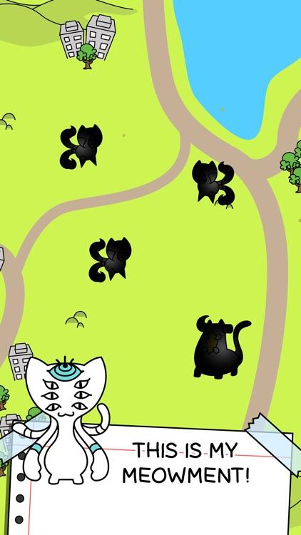 Cat Evolution: Clicker Game