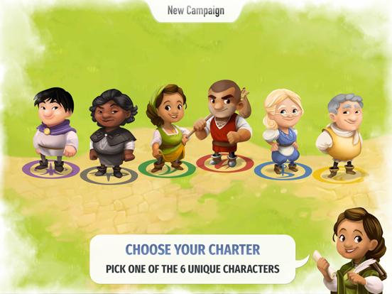 Charterstone: Digital Edition screenshot 10
