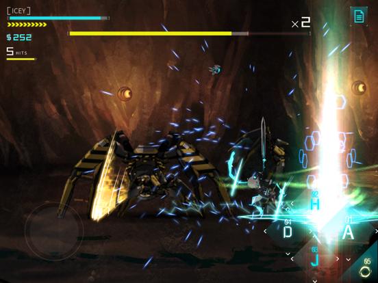 ICEY Screenshots