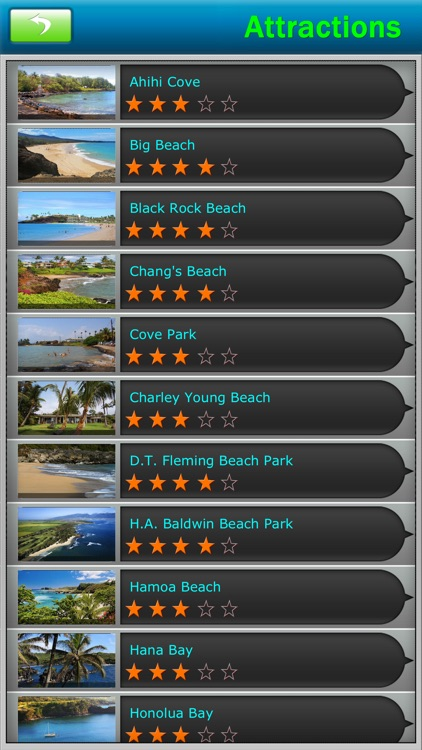 Maui - Hawaii Offline Travel screenshot-2