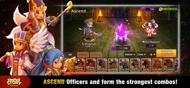 Kingdom Story: Brave Legion on the App Store