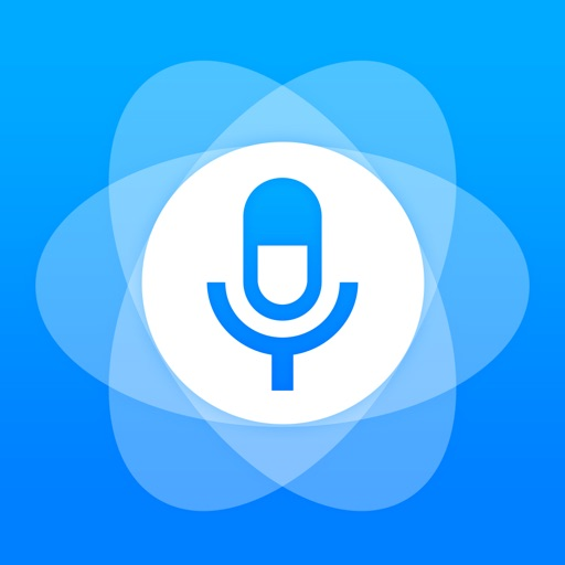 Voice to Voice Translator App icon