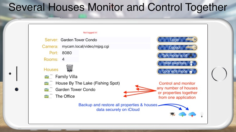 HOS SmartHome for HomeKit Live screenshot-9