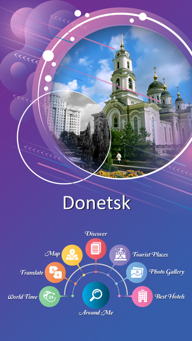 Donetsk Tourism screenshot 2