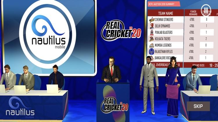 Real Cricket™ 20 screenshot-4