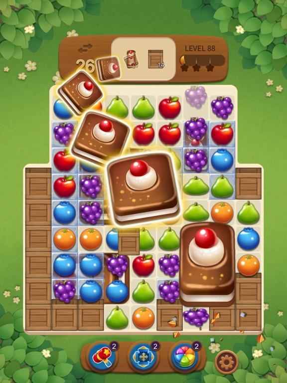 Fruits Magic : Match 3 Puzzle screenshot 14