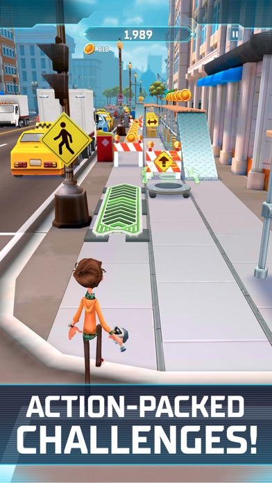 Spies in Disguise screenshot 2