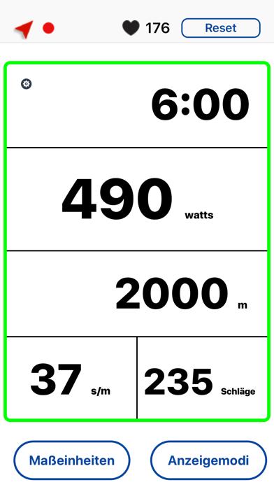 Rowing Coach 4.0Screenshot von 5