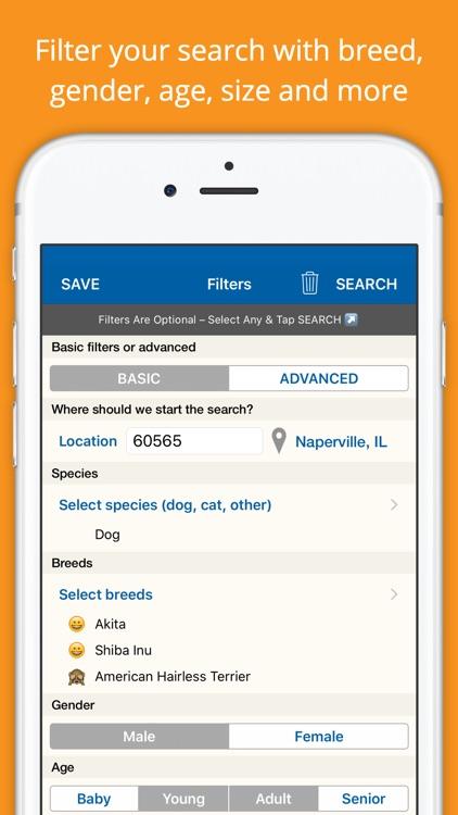 WeRescue – Adopt a Pet screenshot-3