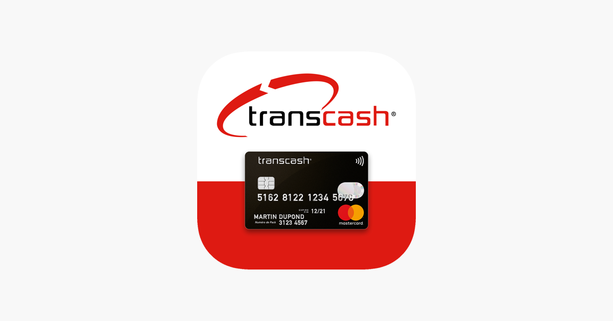 Transcash® Mastercard® on the App Store