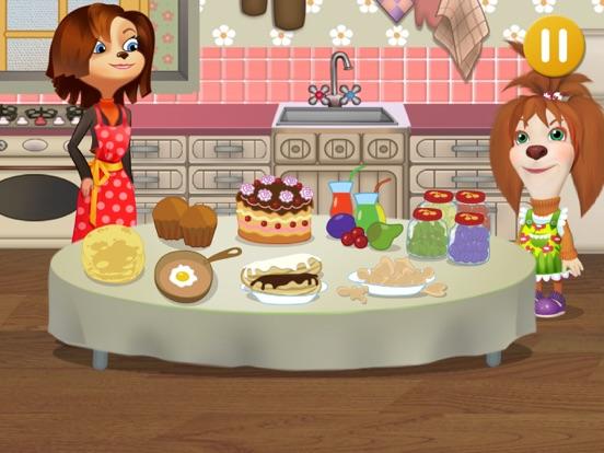 Барбоскины: Готовка Еды на iPad