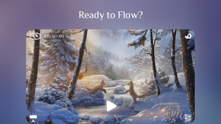 Flowing ~ Meditation in Nature screenshot-4