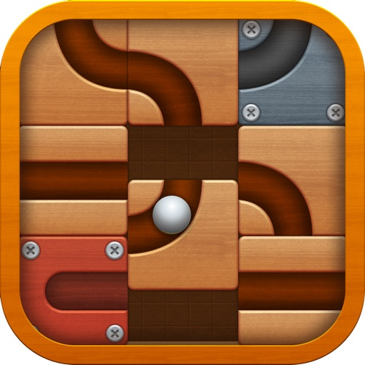 Roll the Ball® - slide puzzle iOS App