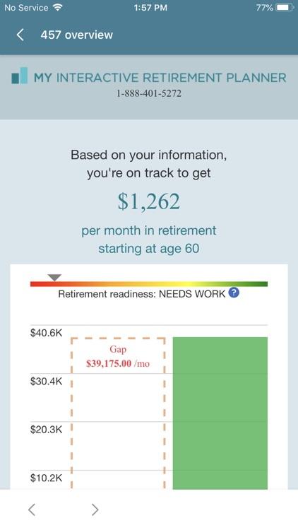 My Retirement
