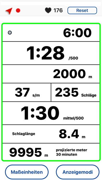 Rowing Coach 4.0Screenshot von 1