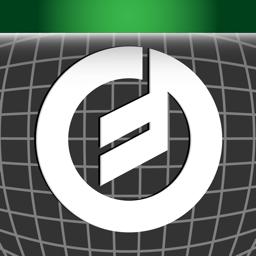 Ícone do app Animoog for iPhone