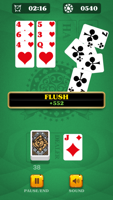 5-Card Solitaire: Match Cards screenshot 4