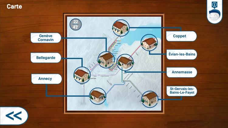 Léman Express Challenge screenshot-4