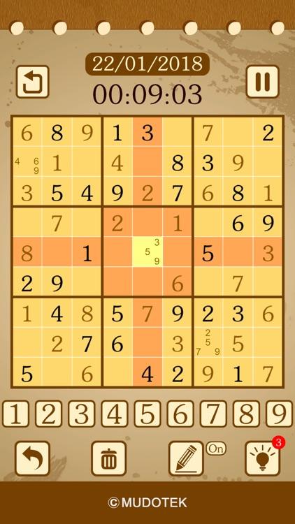 Logic Sudoku screenshot-6