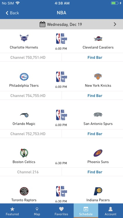 Sports Bar Finder screenshot-4