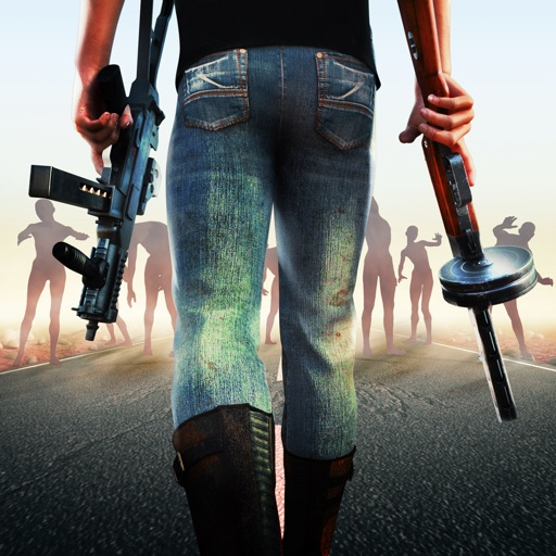 Dead Zombie FPS Shooter Games