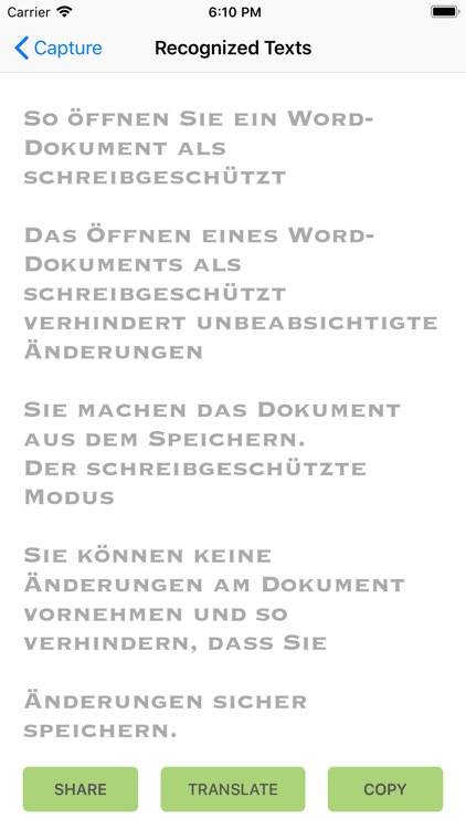 Quick Photo Scan & Translate screenshot-6