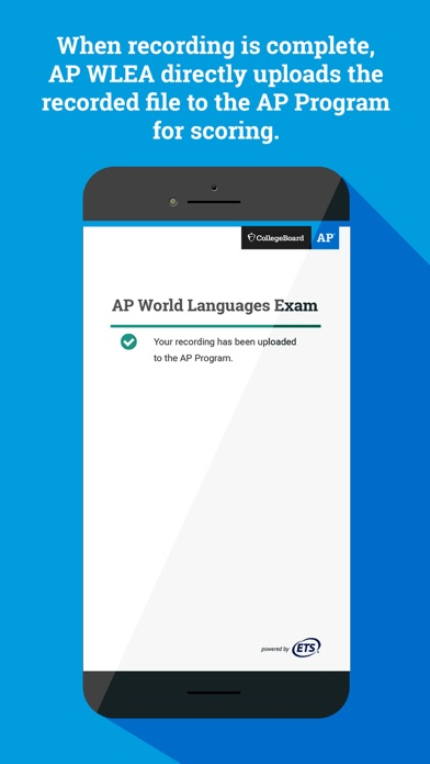 AP World Languages Exam App screenshot 3